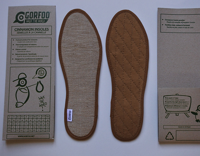 Plans for insoles